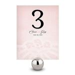 12 Numéro de table dentelle à personnaliser1
