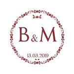 sticker-motif-initiales-mariage