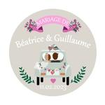 sticker-personnalisé-mariage-romantique