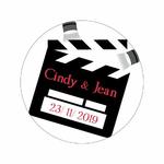 sticker-motif-clap-cinéma