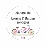 24-Stickers-Tandem-Amoureux-personnalisés