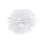pompon-blanc