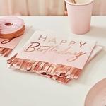 16-serviettes-rose-frange-rose