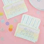 assiette-anniversaire-motif-coloré