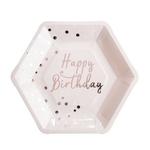 assiette-rose-pois-anniversaire
