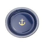 assiette-carton-ancre-marine