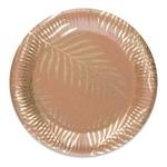 assiette-carton-kraft-palmier