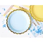 assiette-dessert-couleur-bleu