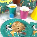 8-assiettes-anniversaire-thème-animaux