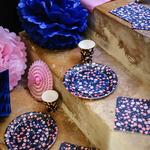 assiette-carton-fleuri