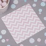 serviette-papier-chevron