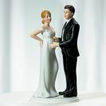 Figurine Mariage Je suis enceinte