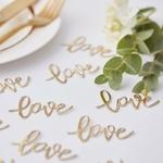 confettis-love-doré-deco