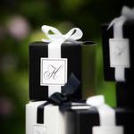 boite-dragée-mariage-cube-noir