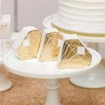 boite-dragée-diamant-doré-mariage
