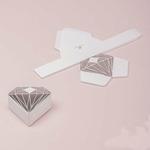 boite-dragée-mariage-forme-diamant