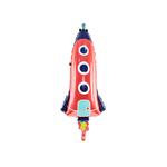 ballon-forme-fusée