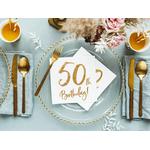 serviette-50ans