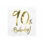 serviette-anniversaire-90ans