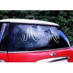 sticker-voiture-mariage-mr-mrs