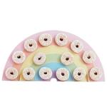 présentoir-donuts
