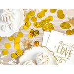 confetti-papier-rond-doré
