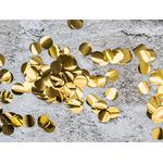 confettis-table-rond-doré