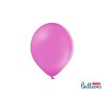 10 ballons Fuschia- Pastel- 30 cm