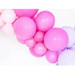 ballons Fuschia- Pastel- 30 cm