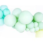 ballons Pistache- Pastel- 30 cm