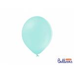 10 ballons Menthe- Pastel- 30 cm