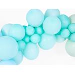 ballons Menthe- Pastel- 30 cm
