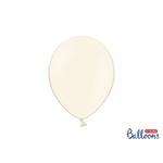 10 ballons Crème- Pastel - 30 cm