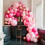 kit-arche-ballons-rosefuschia-rosegold
