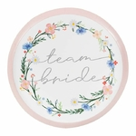 assiette-EVJF-boho-floral