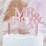 cake-topper-mr-mrs-rose-gold