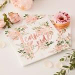 serviette-evjf-floral