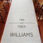 tapis-mariage-personnalisé-mr-mrs