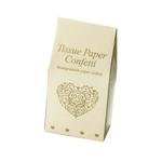 Confetti-mariage-doré-papier