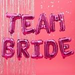 ballons-lettres-team-bride-rose
