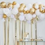 kit-ballons-blanc-doré