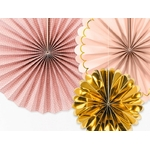 3-rosaces-blancs-rose-bordure-doré