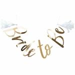 guirlande-bride-to-be-dorée