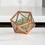 Boite à alliances hexagonale cuivre présentation