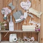 Kit à Photobooth Rustique