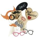 Kit photobooth %22Just Married%22 présentation