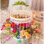 Urne mariage cage présentation 2