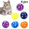 Jouets-en-boule-pour-chats-6-pi-ces-Avec-clochette-anneau-de-jeu-hochet-m-cher
