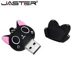 Cl-usb-JASTER-chat-de-bande-dessin-e-cl-usb-et-4GB-8GB-16GB-32GB-64GB