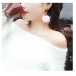 AOMU-mignon-r-sine-jaune-yeux-chaton-3D-Animal-chat-boucles-d-oreilles-pour-femmes-filles